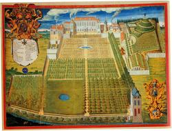 H tel de magny wikip dia for Histoire des jardins wikipedia