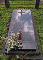 Jasionów, cmentarz Adam Ostaszewski.jpg