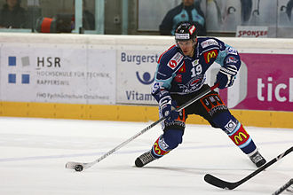 SC Rapperswil-Jona Lakers - Jason Spezza played for the Lakers during the NHL lockout in 2012–13.
