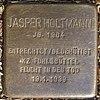 Stolperstein für Jasper Holtmann