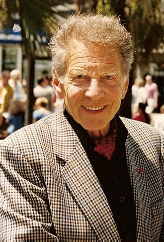 Jean-Pierre Aumont - Aumont at the 1993 Cannes Film Festival.