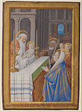 Jean Bourdichon (French - The Presentation in the Temple - Google Art Project.jpg