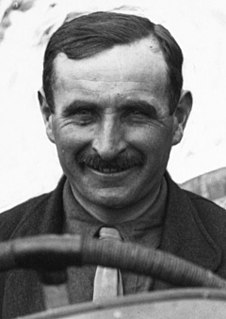 Jean Chassagne French racing driver