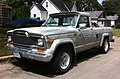 Jeep J-10 pickup truck grey-fl.jpg