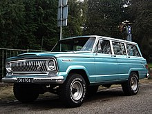 The 1963 1991 Jeep Wagoneer Offered Many Luxury Features Combined With A 4wd Truck Frame And Drive Train