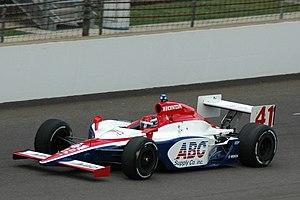 Jeff Simmons (racing driver) - Image: Jeff Simmons No 41