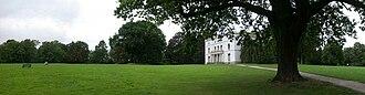 Elbchaussee - Jenisch Haus and Park (1834) by G. F. Forsmann, Othmarschen