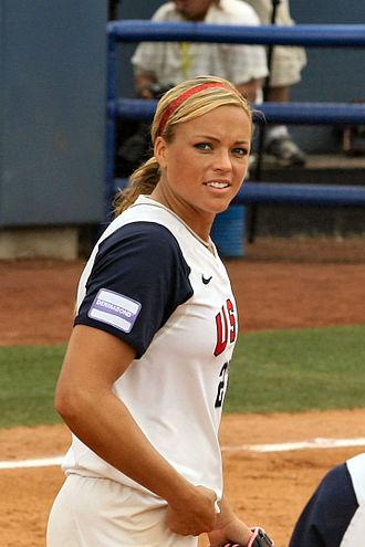 Jennie Finch - Finch in June 2008