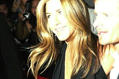 Jennifer Aniston New Haircut Colored Brown for