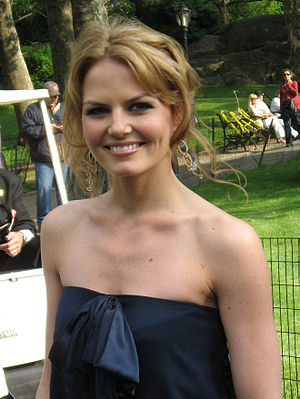 Jennifer Morrison at Fox Upfronts 2007.