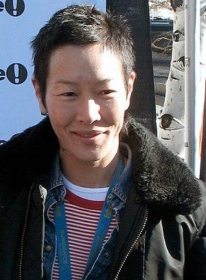 Jenny Shimizu - Shimizu at the 2006 Sundance Film Festival