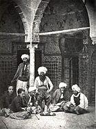 Jerusalem cafe du rue 1858