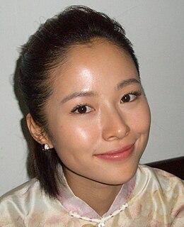 Jiang Yiyan Chinese actress and singer