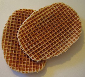 Image illustrative de l'article Gaufre fourrée lilloise