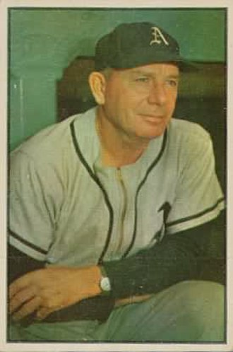 Jimmy Dykes - Jimmy Dykes as manager of the Athletics.
