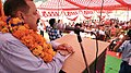 Jitendra Singh addressing a public function, in Kathua, Jammu and Kashmir.jpg