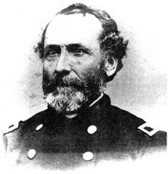 Natural Steps, Arkansas - Col. John Navarre Macomb