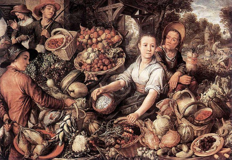 File:Joachim Beuckelaer - The Vegetable Market - WGA2124.jpg