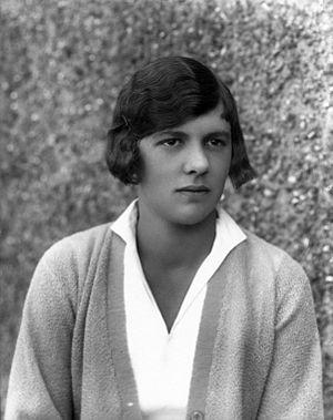 Joan Fry - Image: Joan Fry 1929