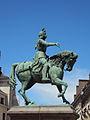 Joan of Arc statue, Place du Martroi, Orléans2.JPG