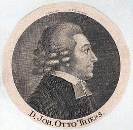 Johann Otto Thieß