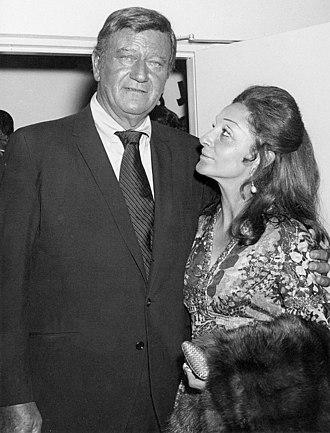 Pilar Pallete - Wayne and Pallete in 1971
