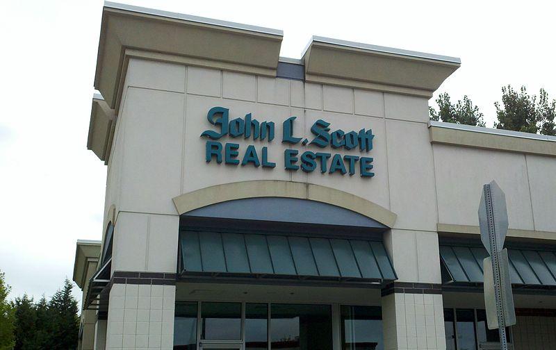 File:John L Scott Real Estate office - Hillsboro, Oregon.jpg