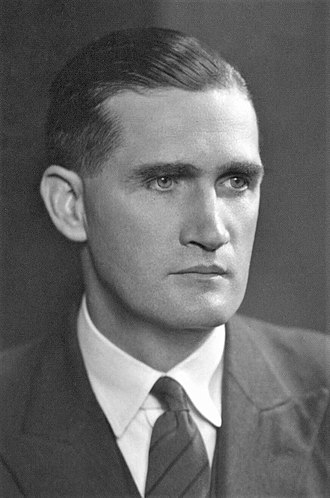 John McEwen - John McEwen in the 1930s