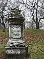 John Porter monument, Allegheny Cemetery.jpg
