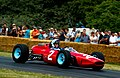 John Surtees Ferrari 158 at Goodwood 2014 001.jpg
