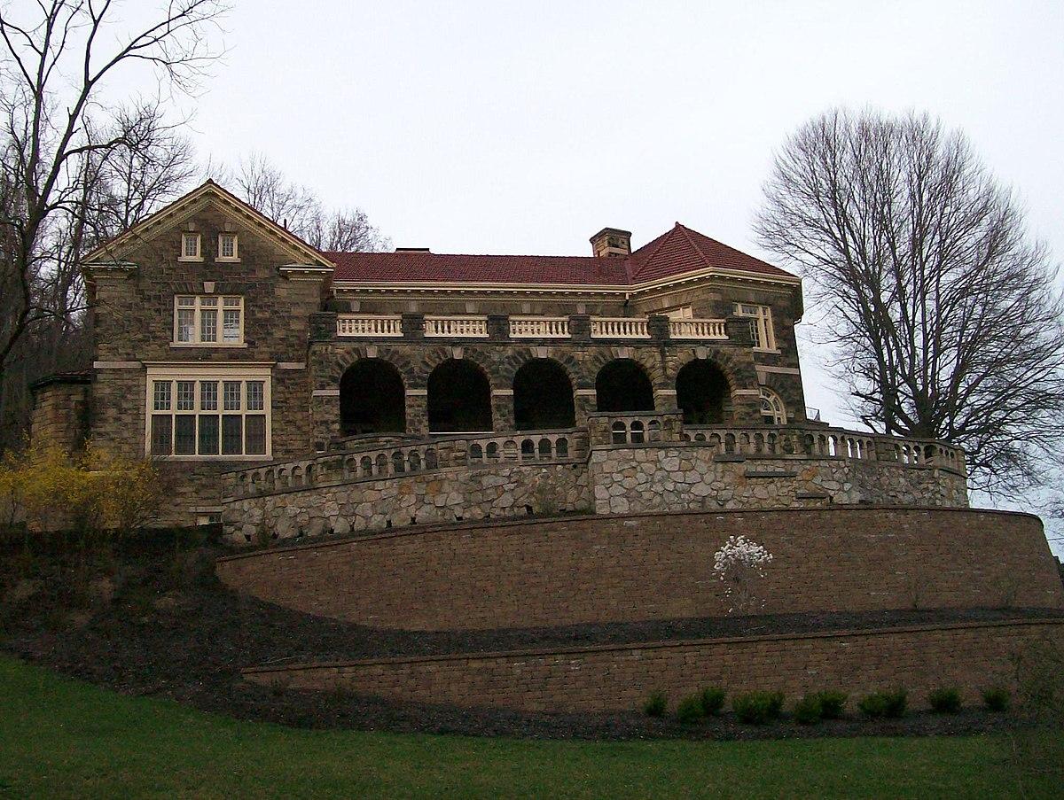 Johnson camden mckinley house wikipedia for Camden home