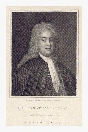 Jonathan Hulls - Jonathan Hulls