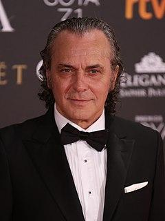 José Coronado Spanish actor