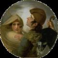 Joseph Roques - Bergers de la vallee de Campan - 1835.png