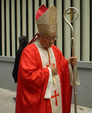 Joseph Zen - Cardinal Zen
