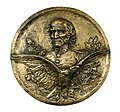 Juan Manuel Ferrari - Medallón circular o clípeo con el busto del General Artigas.jpg