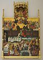 Judici Final amb la missa de sant Gregori, Mestre d'Artés, museu de Belles Arts de València.JPG