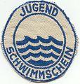Jugend Schwimmschein - altes Abzeichen.jpg