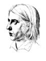 Jugendporträt Overbecks von Scheffer von Leonartshof 1871 F. W. Bader.png
