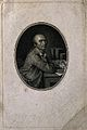Julien Offray de La Mettrie. Stipple engraving by P. G. A. B Wellcome V0003342.jpg
