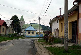 Jurské Municipality in Slovakia