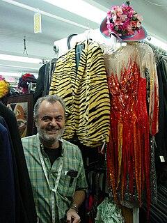 Juul Haalmeyer Canadian costume designer