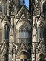 Kölner Dom, Fassade 9.jpg