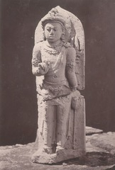KITLV 87715 - Isidore van Kinsbergen - Hindu-Javanese sculpture coming from the Dijeng plateau - Before 1900.tif