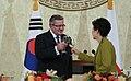 KOCIS Korea President Park Poland State Banquet 10 (10470398984).jpg
