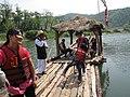 KOCIS Traditional rafting in Hanbando-myeon (4617494071).jpg