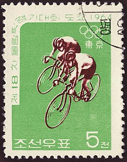 Cycling at the 1964 Summer Olympics – Mens sprint