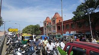 K. R. Market - Image: KR Market Entrance