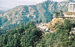 KSR Train at Shimla Station 05-02-13 02a.jpeg