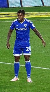 Kadeem Harris British footballer